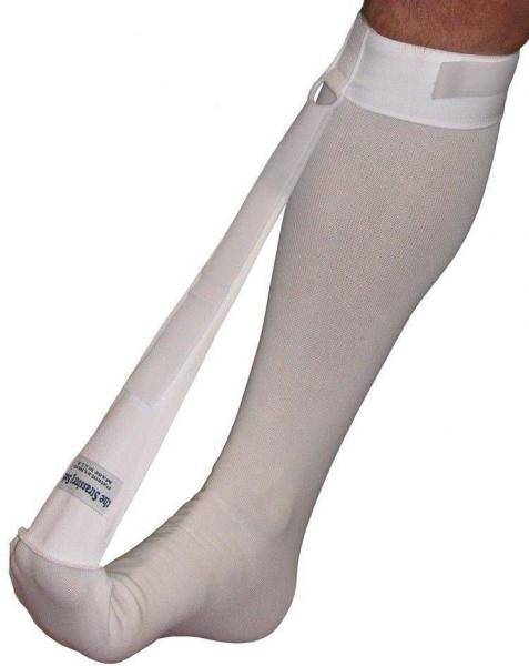Strassburg Sock – original – Hielspoorsok