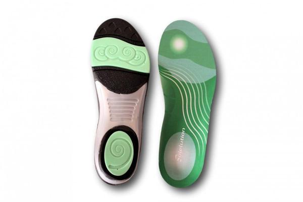 Solelution Soccer inlegzolen voor voetbalschoenen – per paar