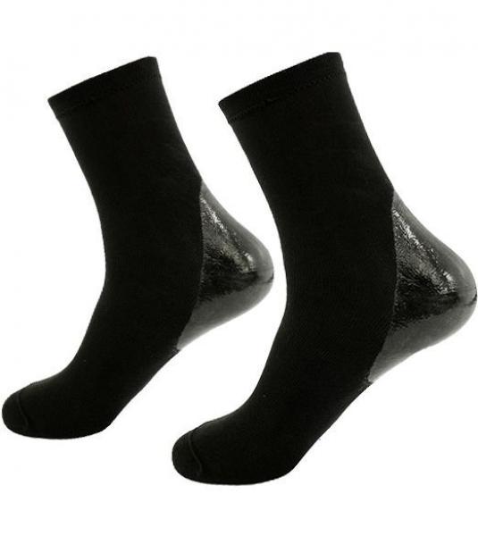 Solelution Sokken met siliconen gel hiel – Per paar