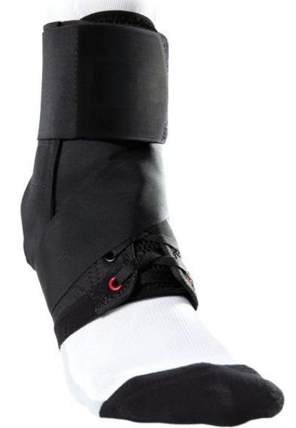 Enkelbrace – Zonder harde stukken – Lichtgewicht – Met strapping