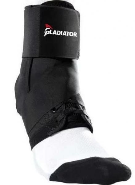 Gladiator Enkelbrace – Lichtgewicht – Met straps – Flexibel