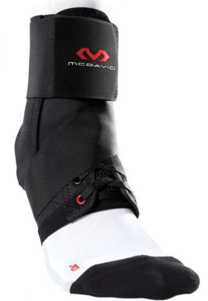 McDavid 195 Enkelbrace – Lichtgewicht – Met Straps – Maximale steun