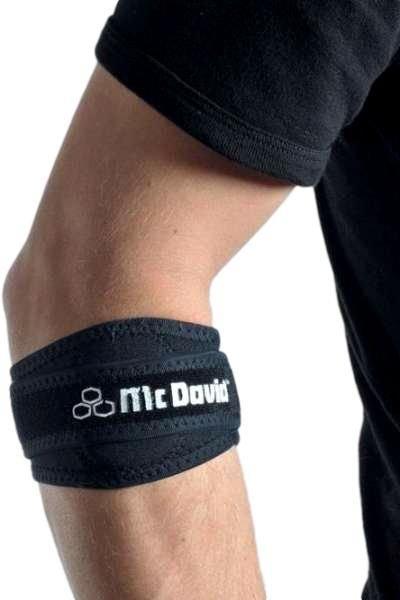 McDavid Dual Band Tenniselleboogbrace 489
