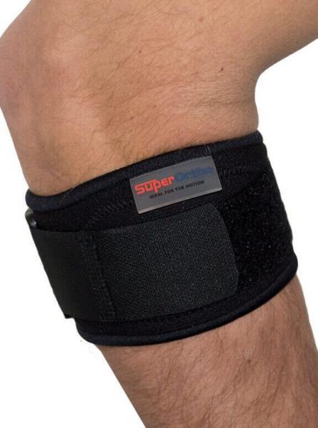 Super Ortho tennisarm – tenniselleboog – Golfarm bandage