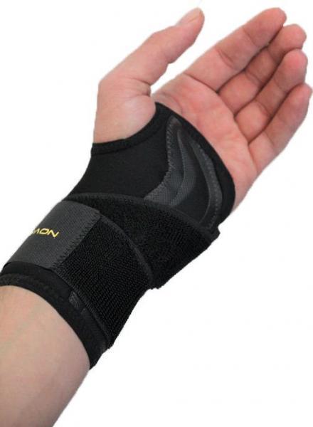 Novamed Lichtgewicht polsbrace – Beschikbaar in zwart en beige