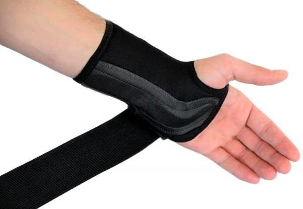 Novamed Reuma Lichtgewicht polsbrace – Beschikbaar in Zwart en Beige