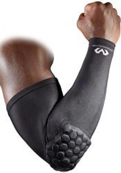McDavid 6500 HexPad Power Shooter Arm Sleeve – Elleboogbeschermer