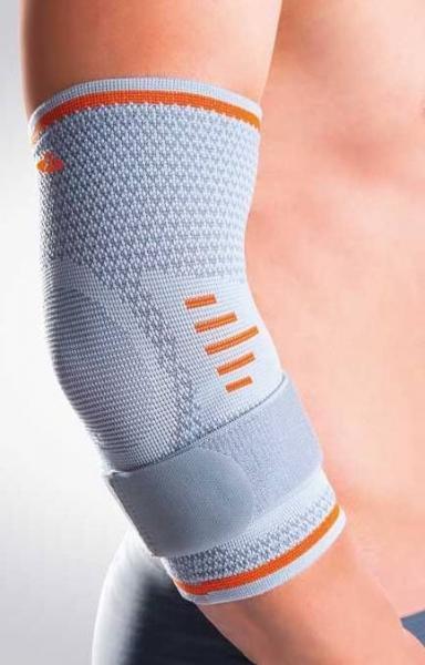 Orliman Sport elastische elleboogbandage