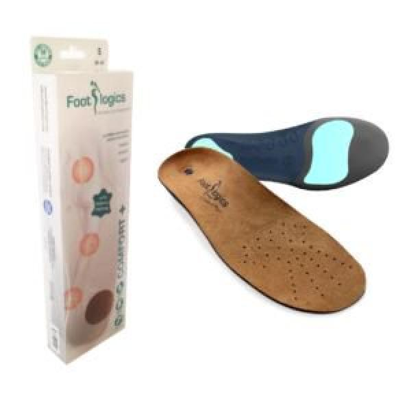 Footlogics Comfort Plus inlegzolen – per paar