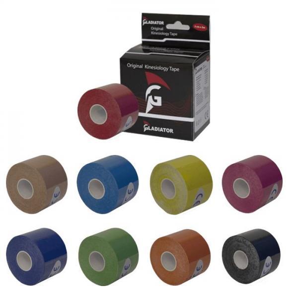 Gladiator hooikoorts tape – per rol – Verkrijgbaar in 9 kleuren