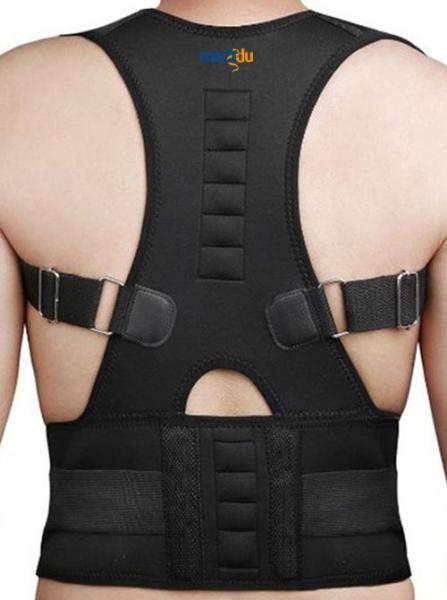 Medidu Premium Houding corrector – Posture corrector – ventilerend