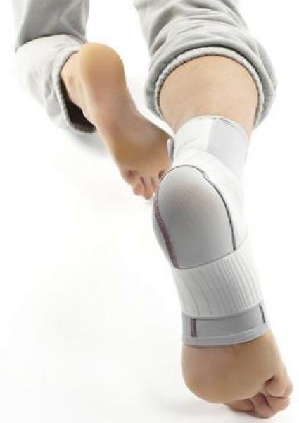 Push Care Enkelbrace – Juiste compressie – Met straps