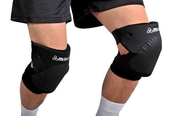 McDavid Volleybal kniebeschermers – Per paar