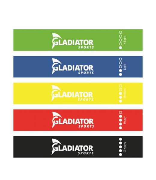 Gladiator sports weerstandsbanden