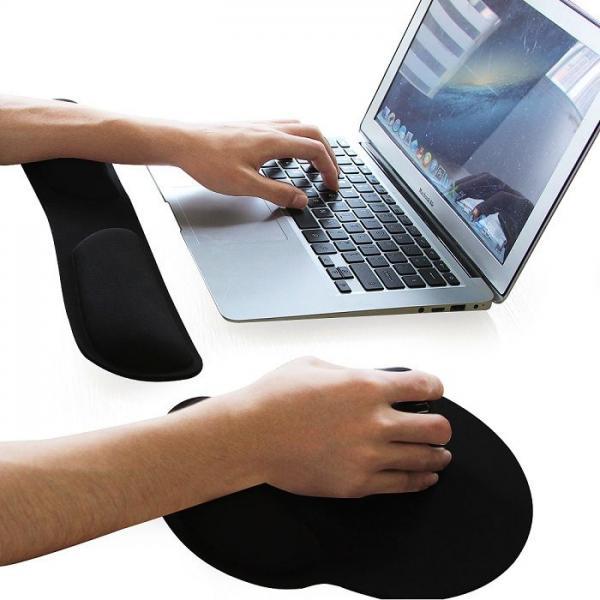 Ergolution – Ergonomische polssteun voor toetsenbord