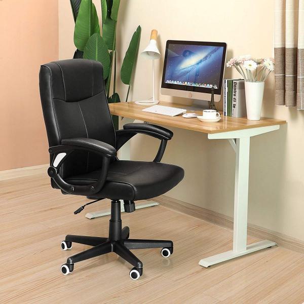 Luxe bureaustoel met modern design