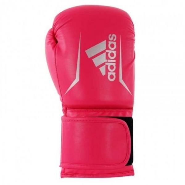 Adidas Speed 50 bokshandschoenen roze