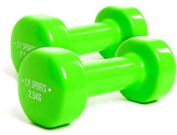 Dumbells / Dumbells set 2.5 Kilogram (paar)