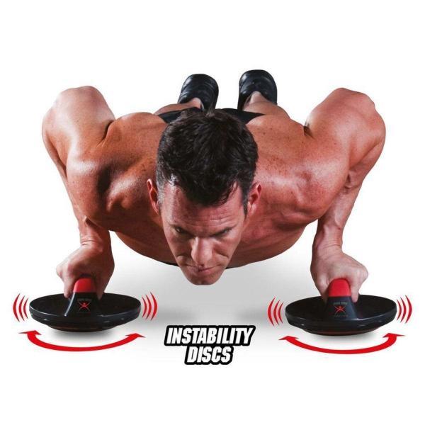 Iron Gym Opdruksteun Max Thuis Fitness